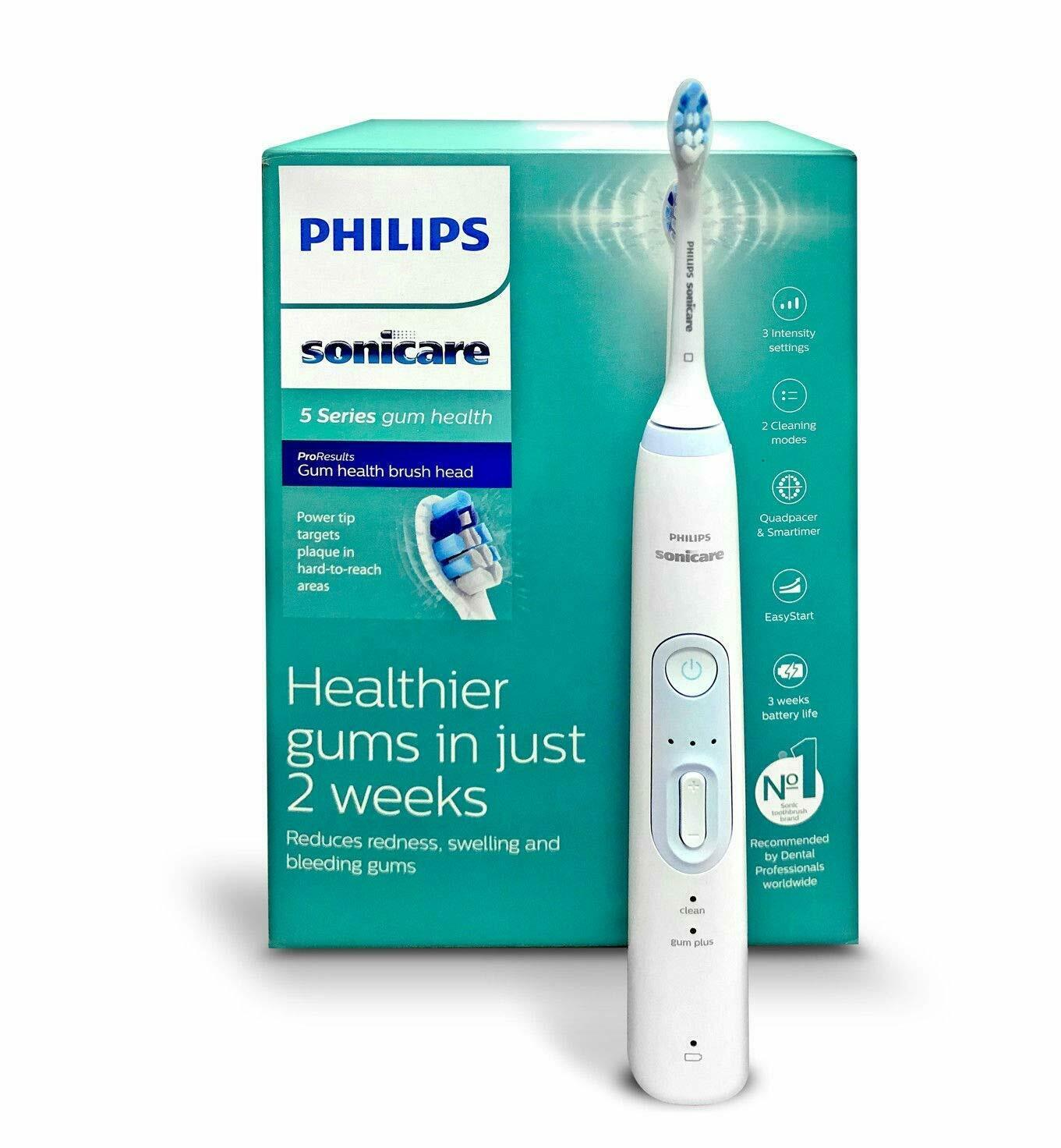 Philips Sonicare 5 Series Gum Health Sonic Electric Power