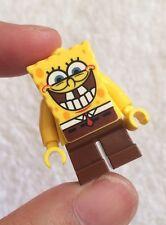 LEGO SpongeBob Squarepants Minifigure SpongeBob Big Grin Smile 3833