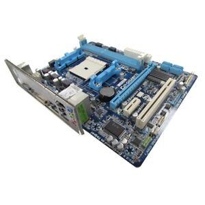 Gigabyte-GA-A55M-DS2-Zocalo-FM1-placa-madre-con-BP-Rev-2-0