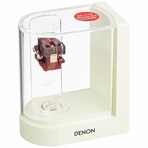 DENON MC type cartridge DL-110 Japan w/ Tracking NEW