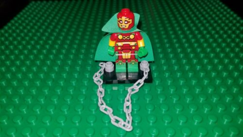 Mister Miracle LEGO Minifigures DC Super Heroes Collectible Series 71026