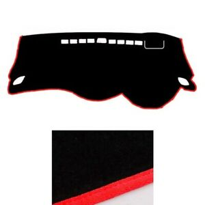 Dash-Mat-Cover-with-Red-Stripe-Line-for-2017-2020-Holden-Trax-LS-LT-LTZ