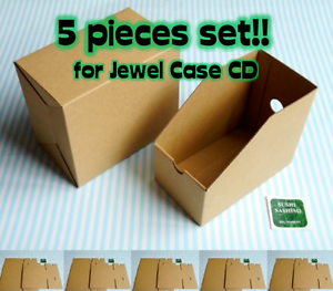 Image Is Loading 5 Pieces Set PAPER STORAGE BOX CARDBOARD STORAGE