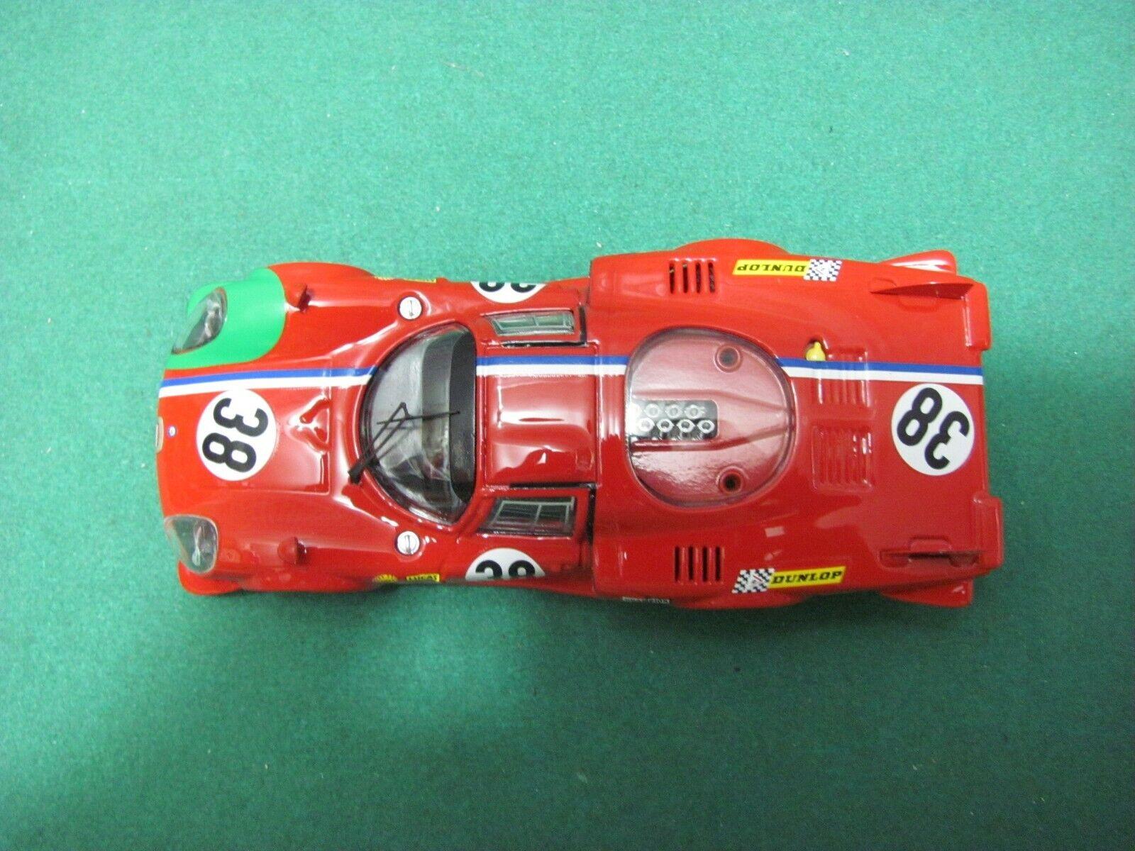 ALFA ROMEO 33 2 LM coupè 2000. coda coda coda lunga   Le uomos 1969    - 1 43 Best 9284 101c2a