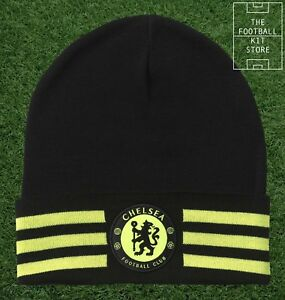 0962d45299517 Chelsea Hat - adidas Woolie   Beanie Hat - CFC Football Hat - Mens ...