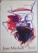 JOAN MITCHELL: Pastel 1994 XXII Int'l São Paulo Biennial Softcover Catalogue