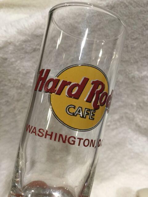 Washington DC Hard Rock Cafe  shot glass