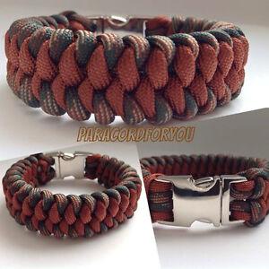Paracord-armband-mated-snake-manner-armband-metallklipverschlus-paracordforyou2