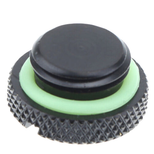 G1//4 Thread Low Profile Stop Plug Fitting PC Water Cooling Radiator Reservoir TE