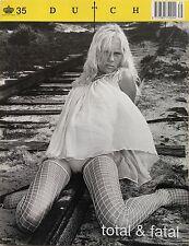 Dutch Fashion Magazine nr. 35 2001