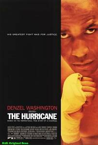 The Hurricane Poster////The Hurricane Movie Poster////Movie Poster////Poster Reprint