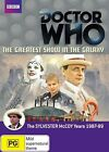 Doctor Who - The Greatest Show In The Galaxy (DVD, 2012)