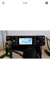 CB MOBILE RADIO AM FM  DELTA LT-318 MULTI BAND Frequency Range HF: 25.615-30.10