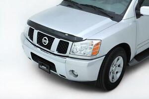 Bugflector-II-Bug-Deflector-Hood-Shield-For-04-14-Nissan-Titan-Armada-AVS-25402