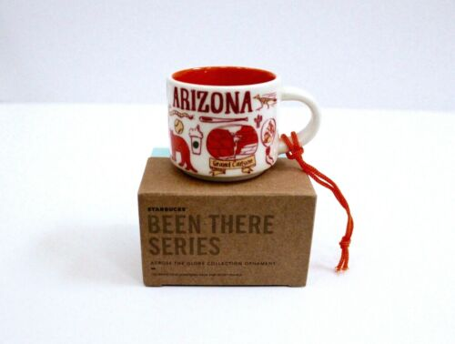 Starbucks Been There Series Ornament ARIZONA 2 oz Demi Cup