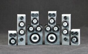 LEGO-Speakers-Concert-DJ-Band-Stack-Stereo-Tower-Music-moc-Accessories-NEW