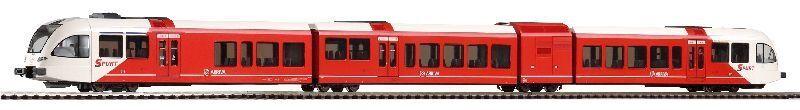 PIKO 59337 AC Unidad De Tren Diésel GTW 2 8 ARRIVA VI + D escala H0