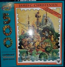 James C. Christensen Voyage of the Basset 500pc Jigasaw Puzzle Ceaco