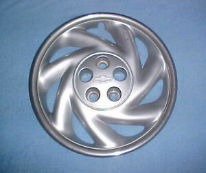 1995-1999-CHEVY-CAVALIER-HUBCAP-15-034-ONE-USED-FACTORY-HUB-CAP-WHEELCOVER-9592866