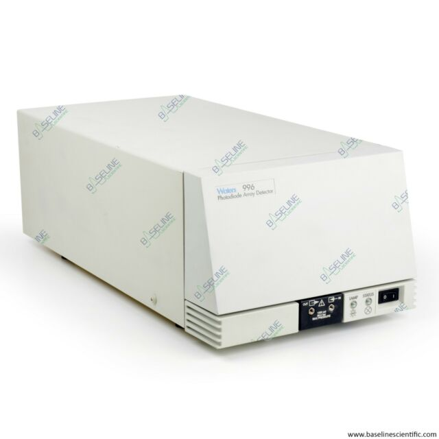 Refurbished Waters 996 Photodiode Diode Array Detector with ONE YEAR WARRANTY