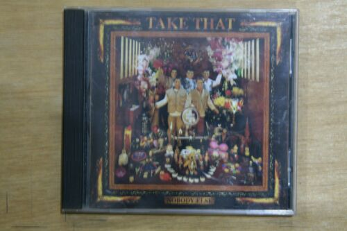 1 of 1 - Take That  ‎– Nobody Else   (C240)