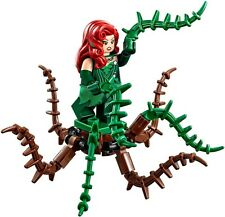 NEW LEGO POISON IVY MINIFIG 70908 movie figure minifigure scuttler with vines