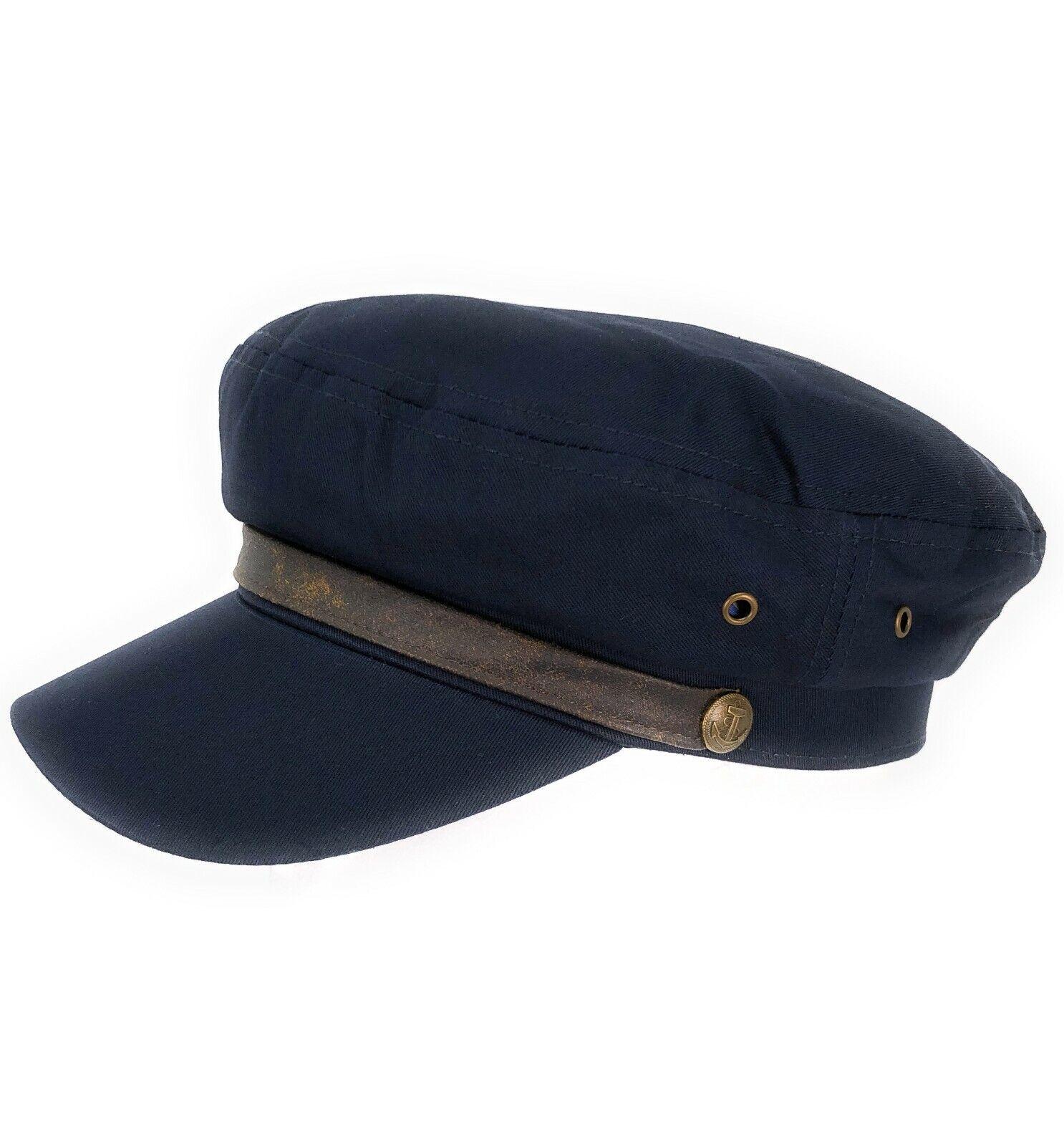 Elbsegler Balke Captain Hat Sailor Hat Chauffeur's Hat Shield Cap
