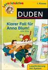 Klarer Fall für Anna Blum! von Jutta Wilke (2011, Gebunden)