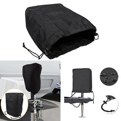 Waterproof Protective Trailer RV Camper Parts Electric Tongue Jack Cover XXL #ya
