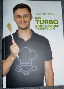 Jasper Caven Das TURBO Stoffwechselbuch 2020 NEU!!! | eBay