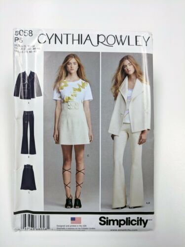 You Choose FREE SHIPPING Womens Uncut Simplicity Sewing Patterns