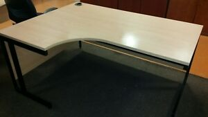 L-Shaped-Desk-in-Beech-Left-Hand-Return-1600mm-with-cable-tidies