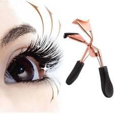 cf5e822a81f Eyelash Supplementer Steel Black Woman Makeup Handle Clip Eyelashes Curler