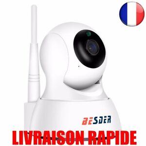 Camera-HD-1080-P-SECURITE-IP-Deux-Voies-Audio-Sans-Fil-Mini-Nuit-Vision-Wifi-SD