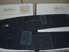 Mens Dockers 31x32 Army Military Cramerton K-1 Khaki Pants $358 Patch Work NWT