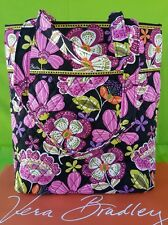 New Vera Bradley Pirouette Pink Tote Bag in Multi