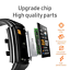 Indexbild 7 - Smartwatch Uhr Armband Sport Pulsuhr Blutdruck Fitness Tracker Damen Herren 2021