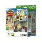 Animal Crossing: amiibo Festival (Nintendo Wii U, 2015, DVD-Box)