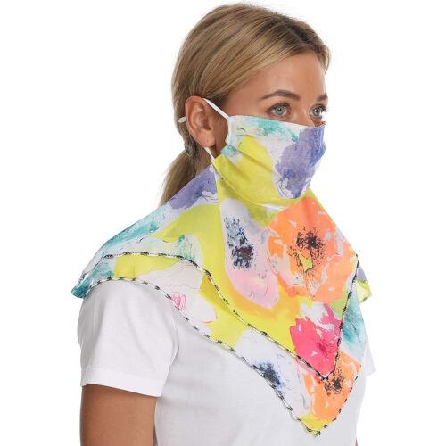 Silk Outdoors Balaclava Neck Gaiter Bandana Scarf Face Mask Washable Reusable