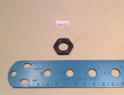 Profile Racing mini SS 14mm jam nut