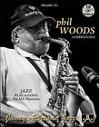Phil Woods by Jamey Aebersold (CD, Aug-2008, Jamey Aebersold)