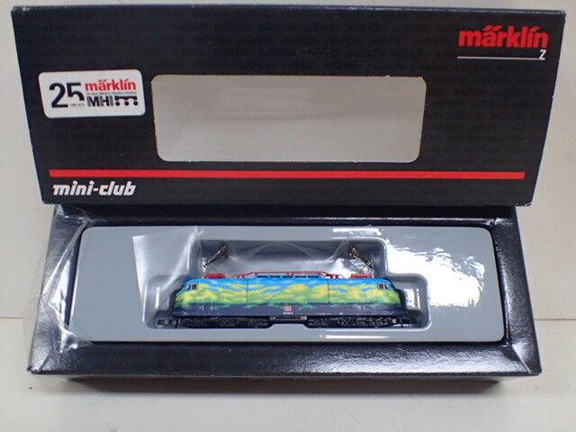 Märklin Z mini club 88542 E- lok BR 103 Touristik-Zug OVP