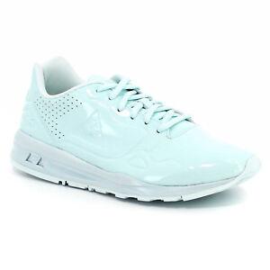 b24b6e32a08 LE COQ SPORTIF LCS R9XX PATENT Blanc Baskets Femmes White Sneakers ...