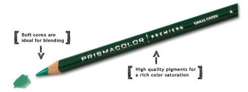 PC912 Apple Green 3343 Prismacolor Premier Colored Pencil - 12PC