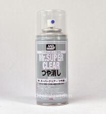 Mr Super Clear Flat Matte Matt 170ml Spray Sealant B514 700 Model Vers Hobby