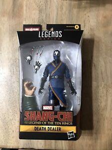 marvel legends Death Dealer