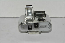 Tessina 35mm Half Frame Subminiature Camera w/ Manual, Case & wrist band