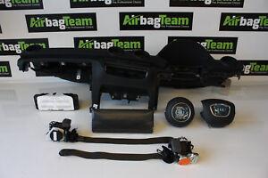 Audi-A3-8V-Airbag-Kit-Dashboard-Driver-Knee-Passenger-Seatbelts