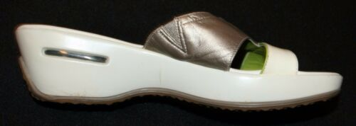verde Talloni 5 bianco Womens On peltro in 1 8 zeppa 2 Slip Haan con Cole 8 B Shoes FPAqaBxKw