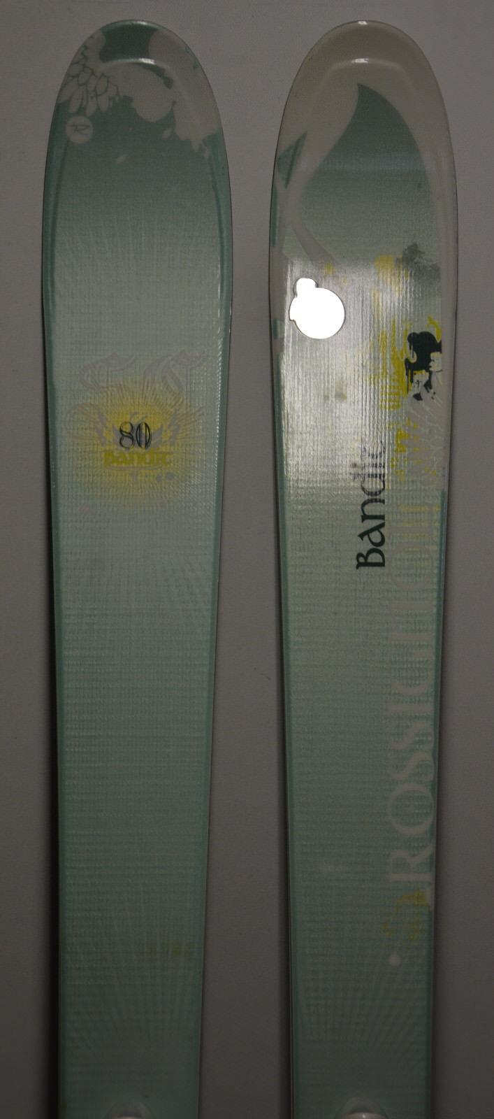 Esquís Nuevo Mujer ROSSIGNOL S80 Mujeres - 175cm